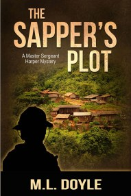 Book 2 in the Master Sergeant Harper Series