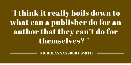 What can a publisher do NSS